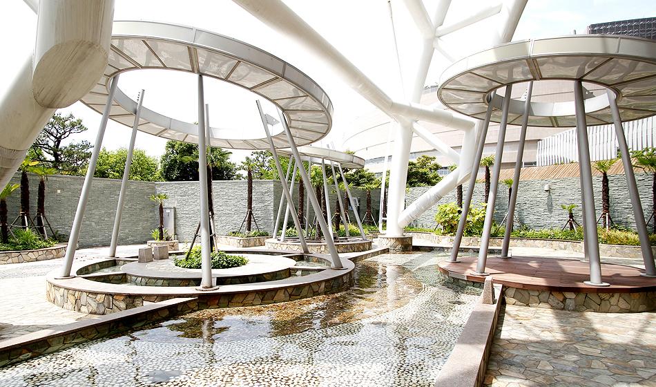 Busan Natural Hot Springs
