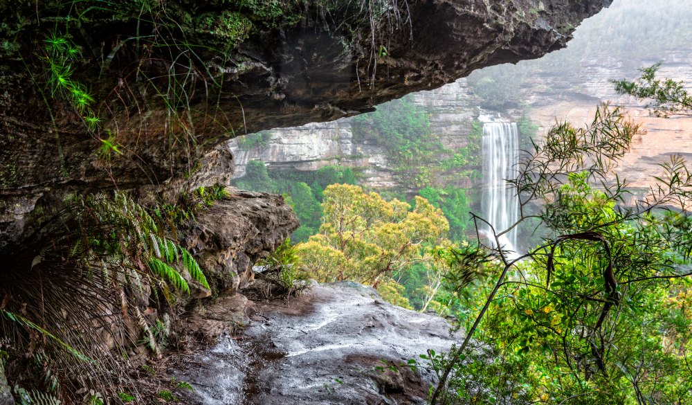 Katoomba Falls, Blue Mountain