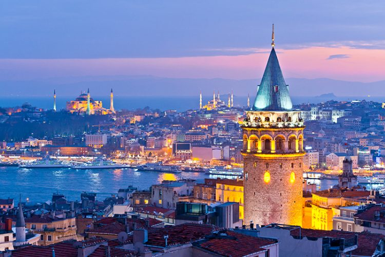 View of Istanbul with Blue Mosque and Galata tower- Chinese Horoscope Travel