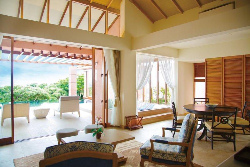 How to travel like a crazy rich Asian - the Shigira Hotel Okinawa Japan
