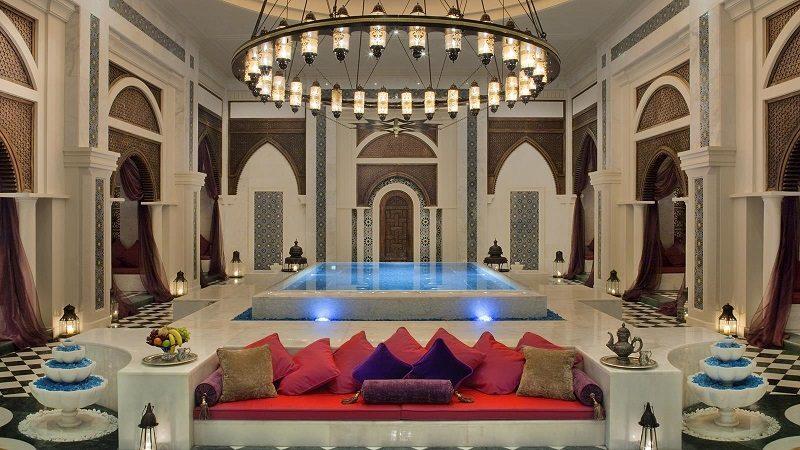 How to travel like a crazy rich Asian - Jumeirah Zabeel Saray Royal Residences Dubai