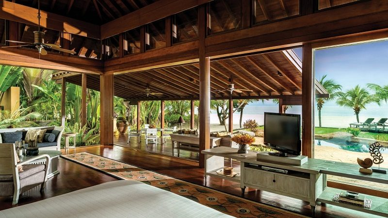 How to travel like a crazy rich Asian - Four Seasons Langkawi, Malaysia