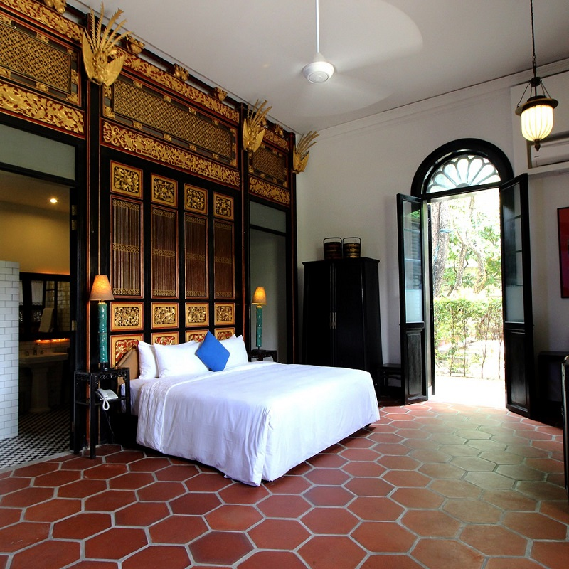 How to travel like a crazy rich Asian - cheong fatt tze mansion, penang