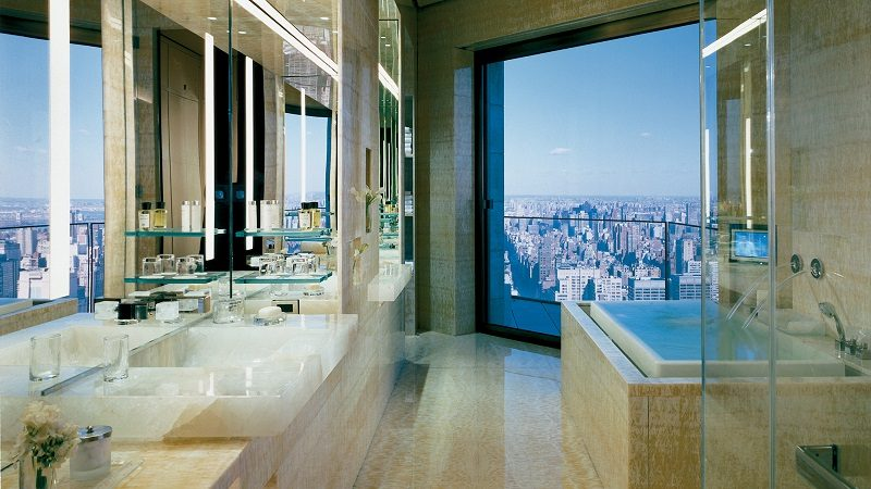 How to travel like a crazy rich Asian - Four Seasons New York