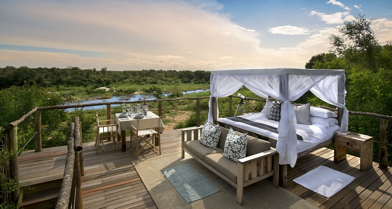 How to travel like a crazy rich Asian - Lion Sands Sabi Sands South Africa