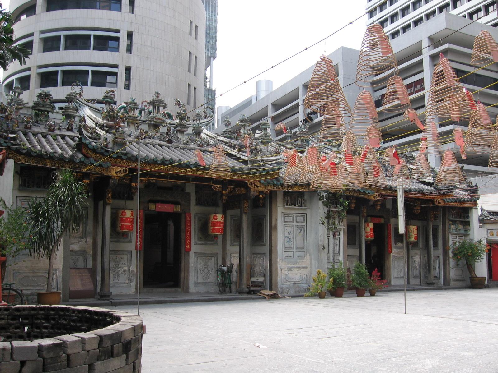 Yueh Hai Ching Temple, Singapore