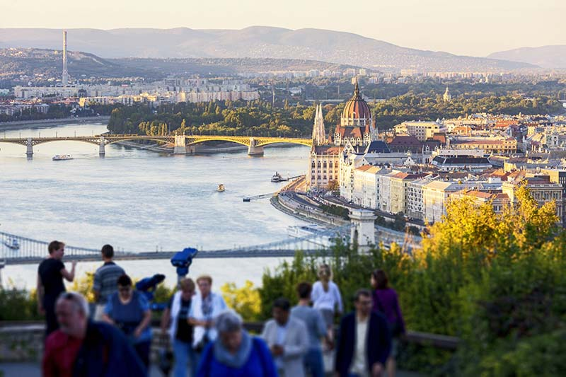 Cheap Holiday Destinations in Europe - Budapest, Hungary