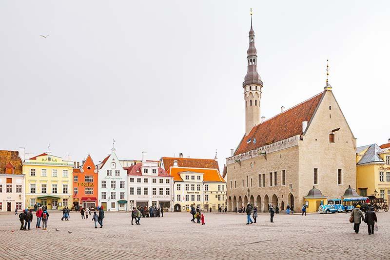 Cheap Holiday Destinations in Europe - Tallinn, Estonia