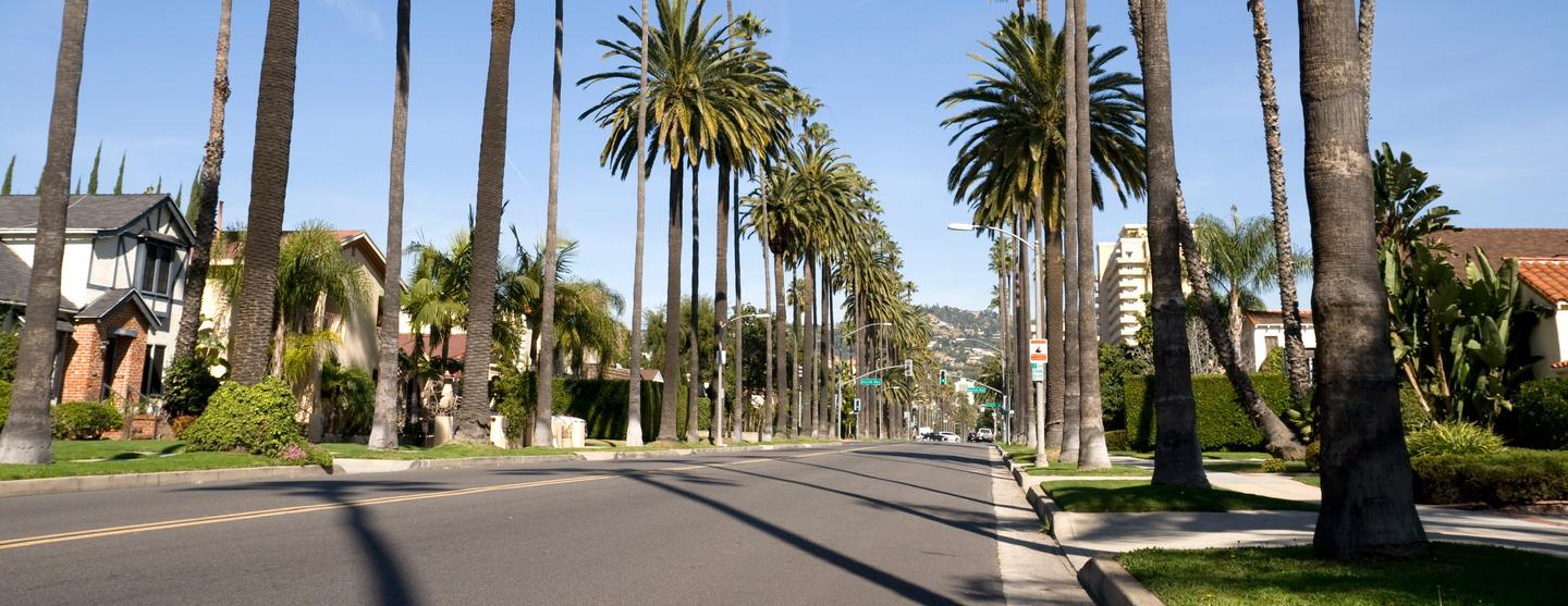 Car Hire Beverly Hills