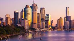 Find cheap flights from Pittsburgh to Brisbane