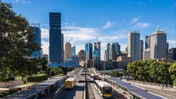 Find cheap flights from Montreal to Brisbane