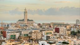 Find cheap flights from Perth to Casablanca
