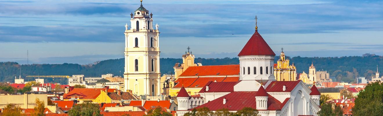 Star Hotels In Vilnius Lithuania