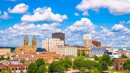 Find cheap flights from Queensland to Akron