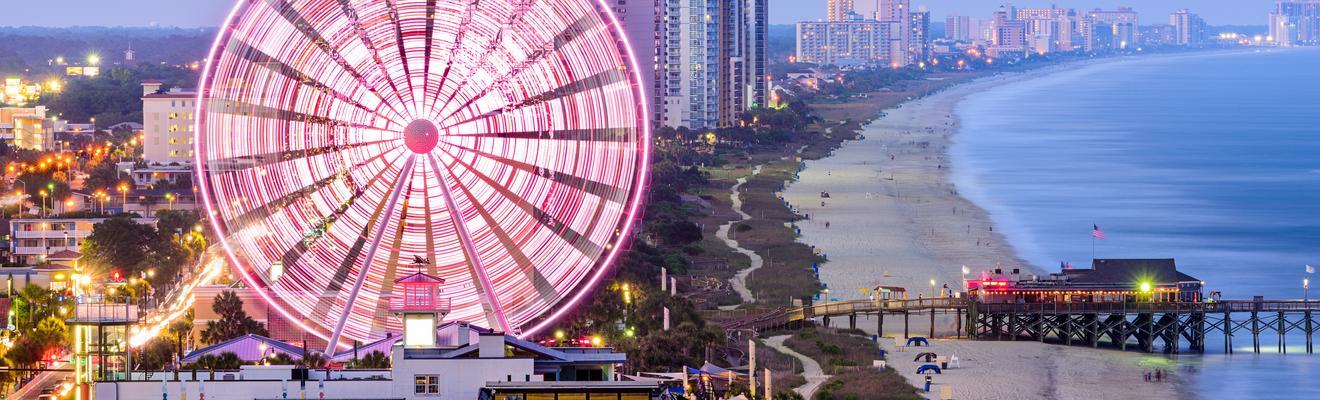 Hotels Close To Amusement Park In Myrtle Beach