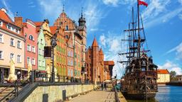 Find cheap flights from Melbourne to Gdansk