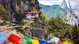 Find cheap flights from Southeast Asia to Paro