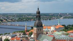 Find cheap flights to Riga