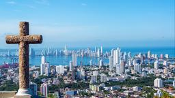 Find cheap flights from Melbourne to Cartagena