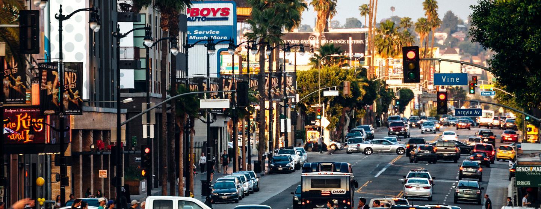 Car Hire Hollywood