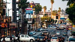 Los Angeles hotels in Hollywood