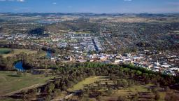Find cheap flights from North America to Wagga Wagga