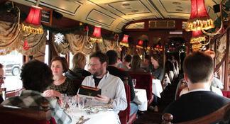 Colonial Tramcar Restaurant Tour of Melbourne