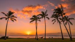 Find cheap flights from Canberra to Honolulu