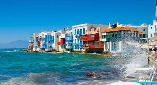 Mykonos Catamaran Daytime or Sunset Sailing with Food and Drinks