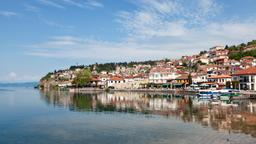 Ohrid hotels near Cyril and Methodius Statue