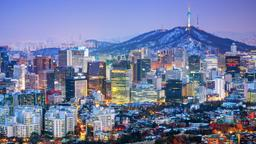 Find cheap flights from Brisbane to Seoul