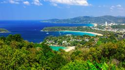 Find cheap flights to Phuket City