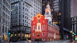 Boston hotels near Old State House