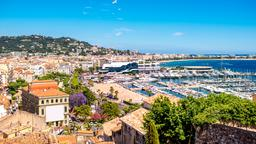 Find cheap flights to Cannes