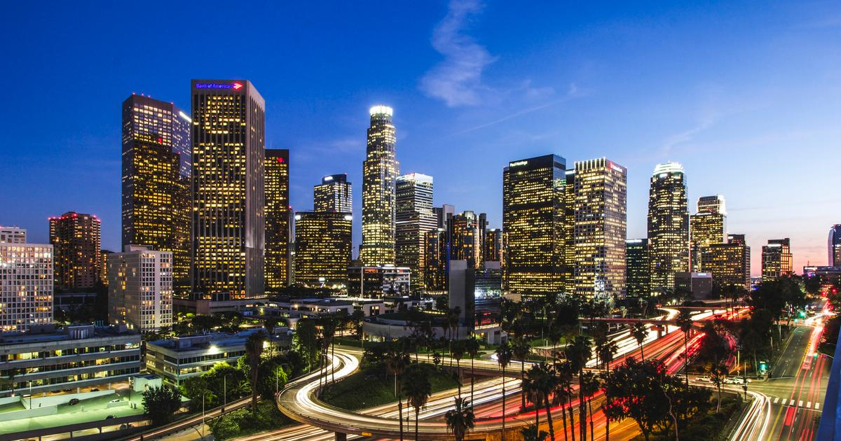 Cheap Flights And Car Hire To Los Angeles