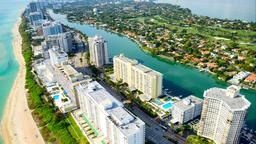 Miami Beach hotels near Bayshore Municipal Golf Course