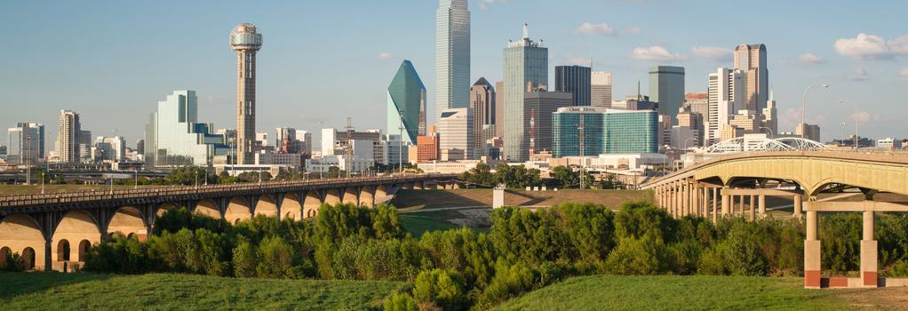 Intown Suites Dallas Market Center