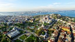 Find cheap flights from Melbourne to Istanbul