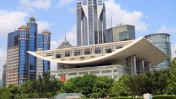 Shanghai hotels near Shanghai Grand Theatre
