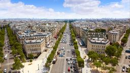Paris hotels in 8th arrondissement