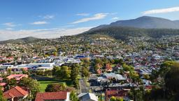 Find cheap flights from New York to Hobart
