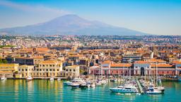 Find cheap flights to Catania