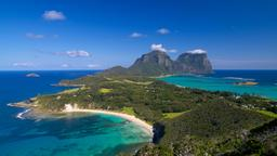 Find cheap flights from the United States to Lord Howe Island