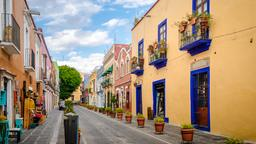 Find cheap flights from Perth to Puebla City