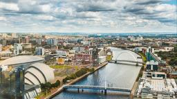 Find cheap flights from London to Glasgow