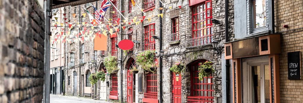 The Dublin Central Hostel