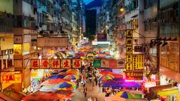 Find cheap flights from Ho Chi Minh City to Hong Kong
