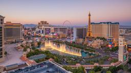 Las Vegas hotels near Forum Shops