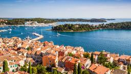 Find cheap flights to Rovinj