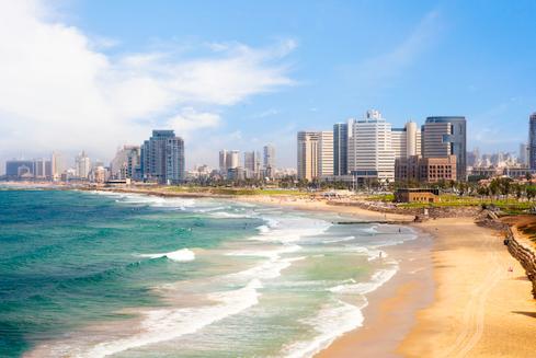 Deals for Hotels in Tel Aviv